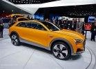 Компания Audi привезла в Детройт водородный кроссовер - фото 6