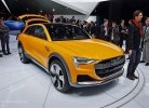 Компания Audi привезла в Детройт водородный кроссовер - фото 7