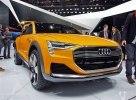 Компания Audi привезла в Детройт водородный кроссовер - фото 8