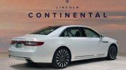 Lincoln возродил седан Continental - фото 4