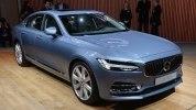Volvo представил флагманский седан S90 - фото 1