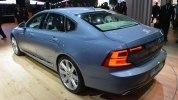 Volvo представил флагманский седан S90 - фото 2