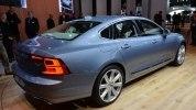 Volvo представил флагманский седан S90 - фото 4