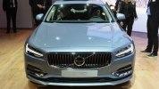 Volvo представил флагманский седан S90 - фото 5