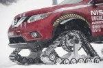 Nissan представил гусеничный кроссовер Rogue Warrior - фото 15