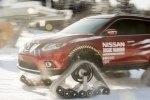Nissan представил гусеничный кроссовер Rogue Warrior - фото 7