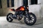 Кастом Scrambler Ducati Rivatoro - фото 1