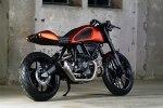Кастом Scrambler Ducati Rivatoro - фото 2