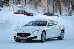 Обновленный Maserati Quattroporte представят в 2017 году - фото 21