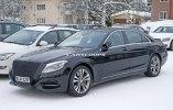 После обновления Mercedes S-Class получит систему полуавтономного управления - фото 10