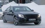 После обновления Mercedes S-Class получит систему полуавтономного управления - фото 4