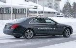 После обновления Mercedes S-Class получит систему полуавтономного управления - фото 6