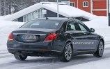 После обновления Mercedes S-Class получит систему полуавтономного управления - фото 7