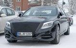 После обновления Mercedes S-Class получит систему полуавтономного управления - фото 9