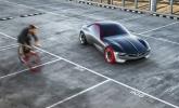 Концептуальный Opel GT спрячет двери в колесные арки - фото 10