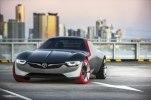 Концептуальный Opel GT спрячет двери в колесные арки - фото 11