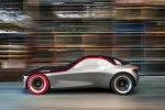 Концептуальный Opel GT спрячет двери в колесные арки - фото 12