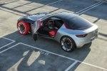 Концептуальный Opel GT спрячет двери в колесные арки - фото 14
