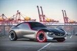 Концептуальный Opel GT спрячет двери в колесные арки - фото 6