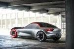 Концептуальный Opel GT спрячет двери в колесные арки - фото 7
