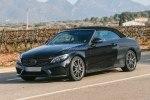 Фотошпионы поймали на тестах новый кабриолет Mercedes-AMG C43 - фото 2