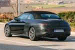 Фотошпионы поймали на тестах новый кабриолет Mercedes-AMG C43 - фото 9