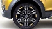 Datsun представил концептуальный кроссовер GO-Cross - фото 5