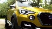 Datsun представил концептуальный кроссовер GO-Cross - фото 7