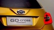 Datsun представил концептуальный кроссовер GO-Cross - фото 9