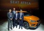 SEAT официально представил кроссовер Ateca - фото 4