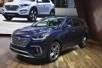 Hyundai немного «освежил» кроссовер Santa Fe - фото 1