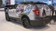 Ford показал в Чикаго две спецверсии Explorer - фото 15