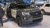 Ford показал в Чикаго две спецверсии Explorer - фото 16