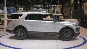 Ford показал в Чикаго две спецверсии Explorer - фото 5