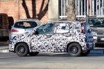 Fiat впервые вывел на тесты обновленный хэтчбек Panda - фото 1
