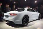 Компания Renault показала предсерийную версию спорткупе Alpine - фото 2