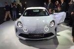 Компания Renault показала предсерийную версию спорткупе Alpine - фото 3