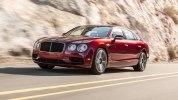 Bentley представляет новую модель Flying Spur V8 S - фото 1