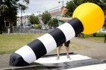 Британец создал переносной пешеходный переход - фото 7