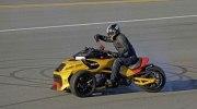 Концепт заряженного трицикла Can-Am Spyder F3 - фото 3