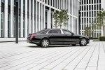 Mercedes-Maybach создал бронированный S 600 Guard - фото 10