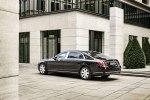 Mercedes-Maybach создал бронированный S 600 Guard - фото 13
