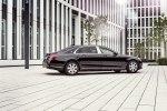 Mercedes-Maybach создал бронированный S 600 Guard - фото 3