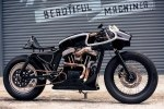 Beautiful Machines: Кастом Harley-Davidson Sportster - фото 1