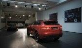 В Киеве состоялся допремьерный показ кроссовера Jaguar F-Pace - фото 3