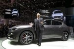 Первый кроссовер Maserati наконец-то появился на публике - фото 1
