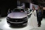 Первый кроссовер Maserati наконец-то появился на публике - фото 22