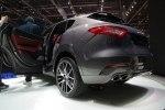 Первый кроссовер Maserati наконец-то появился на публике - фото 29