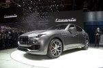 Первый кроссовер Maserati наконец-то появился на публике - фото 4