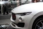 Первый кроссовер Maserati наконец-то появился на публике - фото 40